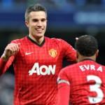 Evra: Van Persie, Striker Yang Sempurna Untuk Man United