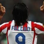 Dimata Falcao, Atletico Madrid Nomor Satu