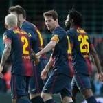 Messi: Tim Lebih Penting dari Sekedar Rekor