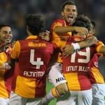 Tiket Perempat Final Dikantongi Galatasaray