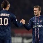 Lawan Barca, PSG Bisa Andalkan Pengalaman Beckham
