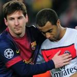 Messi Hadir, Barcelona Selamat