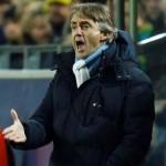 City Menang 1-0, Mancini Terheran