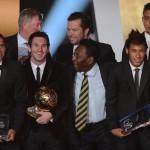 Pele: Neymar Tetap Lebih Berbobot