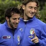 Totti & Del Piero, Mungkin Saja Ke Brasil 2014