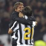 Juve Ucapkan Selamat Kepada Conte Dan Pirlo Atas Gelar Balon DOr