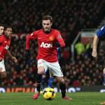 Mata Senang Dengan Debut Pertama Man Unitednya