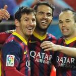Iniesta: Messi Takkan Mudah Dicekal