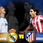 Prediksi Pertandingan Real Madrid vs Atletico Madrid 6 Februari 2014 Copa del Rey