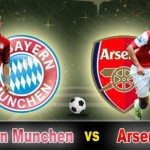 Prediksi Pertandingan Bayern Munchen vs Arsenal 12 Maret 2014 Liga Champions