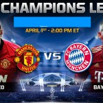 Prediksi Pertandingan Manchester United vs Bayern Munchen 2 April 2014 Liga Champions