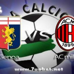 Prediksi Pertandingan Genoa vs AC Milan 8 April 2014 Serie A Liga Italia