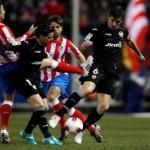 Prediksi Pertandingan Valencia vs Atletico Madrid 27 April 2014 La Liga Primera Spanyol