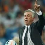 Ancelotti : Madrid Sudah Tunjukkan Reaksi Positif
