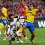Marchisio: Benfica Mengejutkan