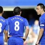 Chelsea Akan Segera Bahas Masa Depan Lampard Dan Cole