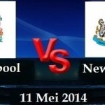 Prediksi Pertandingan Liverpool vs Newcastle United 11 Mei 2014 Liga Premier Inggris