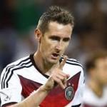 Klose : Kemenangan Jerman Karena Permainan Menyerang Brazil