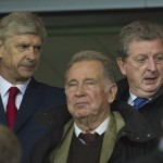 Wenger Dapat Masukkan Dari Hodgson