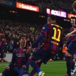 Barcelona Menang Karena Timing Suarez Tepat