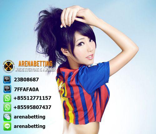 Agen Bola SBOBET Indonesia