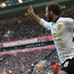 Mata Senang Bisa Bawa United Menang di Anfield