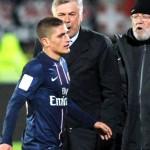 Verratti Sebut Ancelotti Sosok Pelatih Unik