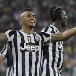 Vidal Senang Dengan Kemenangan Juve