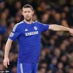 Cahill Minta Chelsea Fokus ke Arsenal