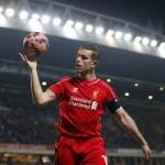 Henderson Tandatanganni Kontrak Barunya di Liverpool