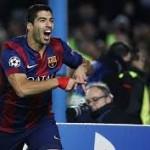 Poyet Puji Suarez di Barcelona