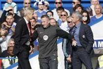 Arsene Wenger dan mourinho