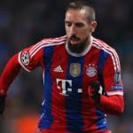 Ribery Dikabarkan Harus Absen Lagi di Leg Kedua