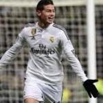 James Rodriguez Senang Berada di Bernabeu