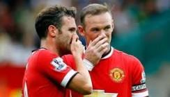 Rooney dan Juan Mata