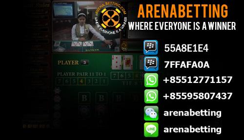 Cara Bertaruh di 338A Live Casino