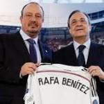 Perez Ungkap Alasan Kenapda Memilih Benitez