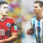 James Akui Tak Layak Dibandingkan Terhadap Messi