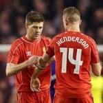 Gerrard Nilai Henderson Cocok Jadi Kapten The Reds