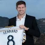 Gerrard Akui Masih Terus Mau Menonton Liverpool Bermain