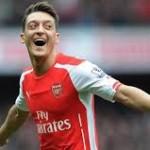 Wenger Senang Dengan Kemampuan Bertahan Mesut Ozil