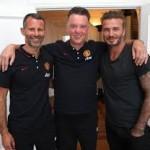 Beckham Akui Ingin Lihat Giggs Jadi Arsitek MU