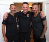 David Beckham dan Giggs