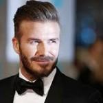 Beckham Senang Dengan Kemajuan MU