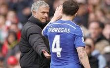 Fabregas dan mourinho