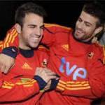 Pique Sempat Kecewa Ketika Fabregas Perkuat Chelsea