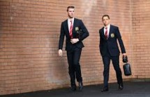 De Gea dan chicharito