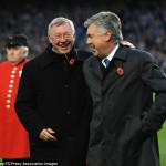 Ferguson: Ancelotti Pasti Secepatnya Comeback Lagi