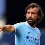 Mancini Sebut Pirlo Adalah Seorang Jiwa Pemenang