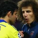 David Luiz Akan Sambut Hangat Kedatngan Costa